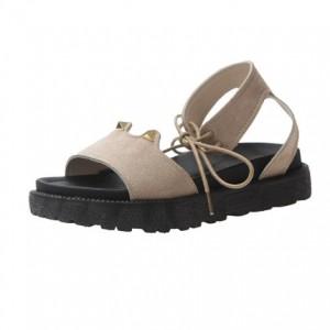 Женские сандалии арт.ОЖ410,цвет: Белый рис