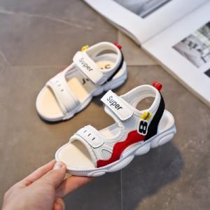 Детские сандалии арт.ДС119,цвет: Белый