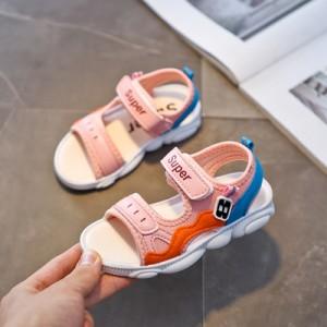 Детские сандалии арт.ДС119,цвет: Розовый