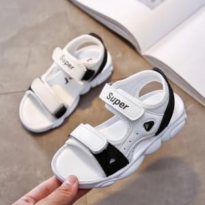 Детские сандалии арт.ДС120,цвет: Черный