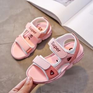 Детские сандалии арт.ДС120,цвет: Розовый