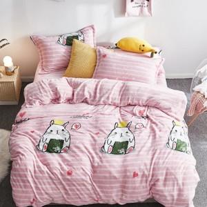 Флисовый комплект  арт ПБ2 цвет: Cute Bunny