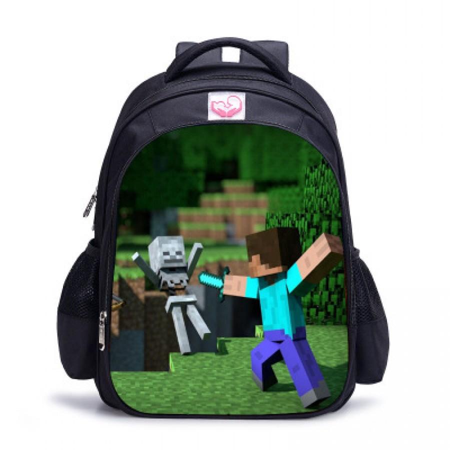 Рюкзак арт.Р477,цвет: Мой мир 5 (большой)