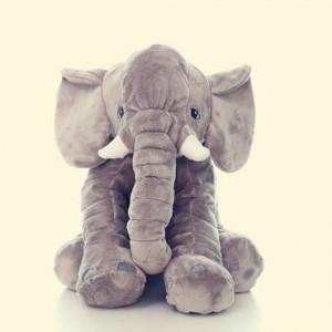 Мягкая игрушка арт.МИ11,цвет: Серый слон
