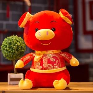 Мягкая игрушка арт.ИГ13,цвет: Свинка талисман