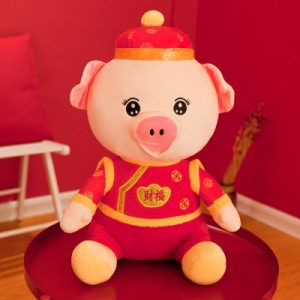Мягкая игрушка арт.ИГ13.цвет:Caifa Pig