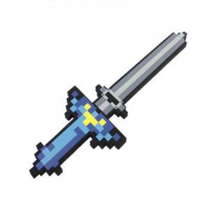 Игрушка MINECRAFT арт.ИГ14,цвет: Длинный черный меч