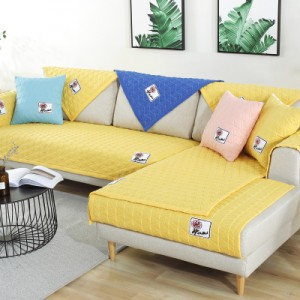 Дивандек арт ДК6 цвет: Лимонно-желтый