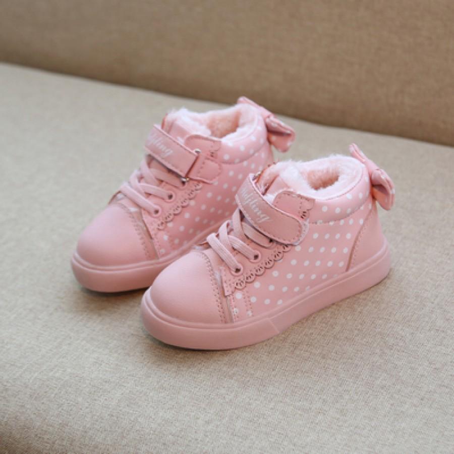 Сапоги детские арт.ДС75,цвет: Розовый