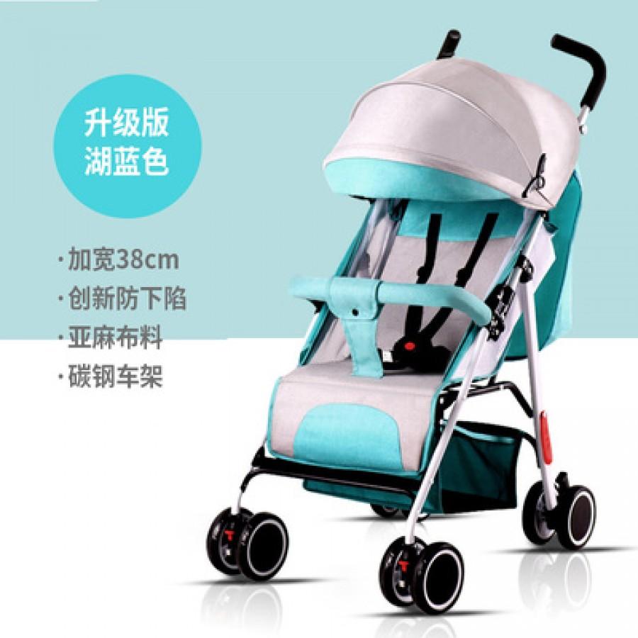 Детская коляска Beiou арт.14,цвет: Lake Blue