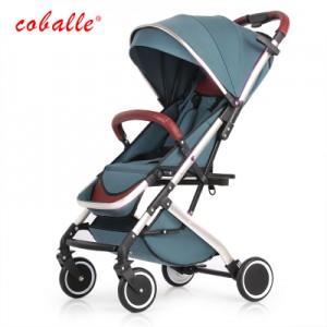 Детская коляска Coballe арт.8, цвет: Green