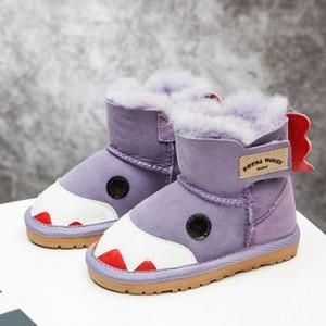 Сапоги детские арт.ДС63,цвет: Фиолетовый