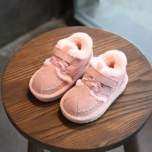 Сапоги детские арт.ДС66,цвет: Розовый (низкий)