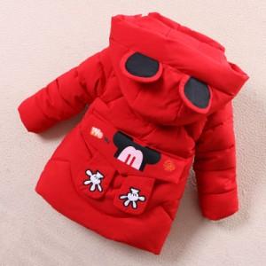 Куртка детская арт.КД027,цвет: Красный