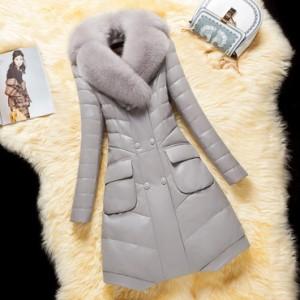 Куртка женская арт.КЖ160,цвет: Серый