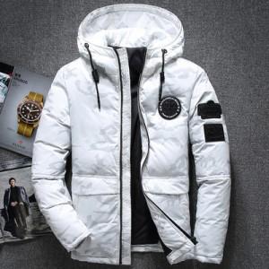 Мужская куртка арт.КЖ161,цвет: Белый