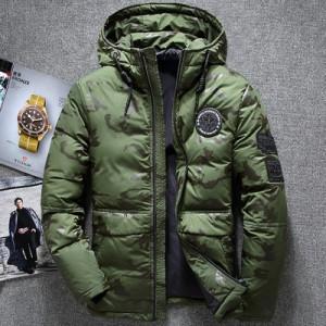 Мужская куртка арт.КЖ161,цвет: Army Green