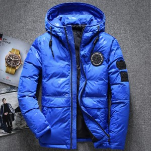 Мужская куртка арт.КЖ161,цвет: Синий