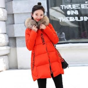 Женская куртка арт.КЖ162,цвет: Большой Красный