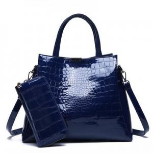 Набор сумок из 2 предметов арт.А570,цвет: Синий