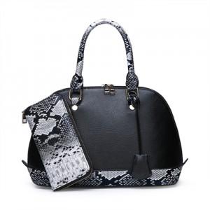 Набор сумок из 2 предметов  арт.А572,цвет: Черный