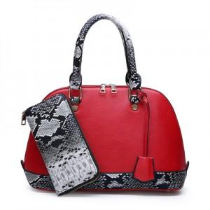 Набор сумок из 2 предметов  арт.А572,цвет: Красный