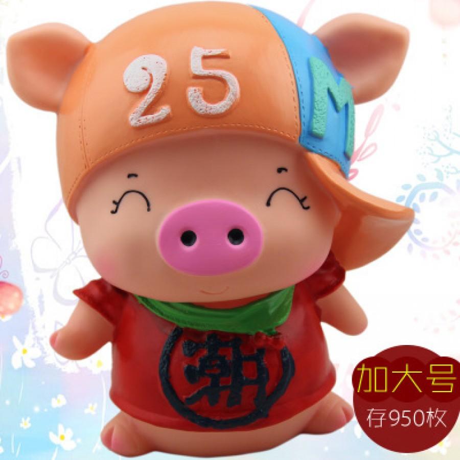 Копилка Piggy Bank арт.ОГ2019,цвет: Порошок для причесок