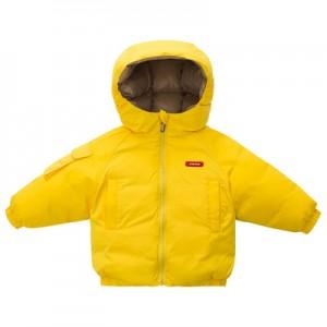 Куртка детская арт.КД046,цвет: Желтый