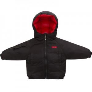 Куртка детская арт.КД046,цвет: Черный