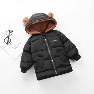 Куртка детская арт.КД047,цвет: Черный