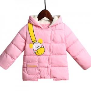 Куртка детская арт.КД049,цвет: Розовый
