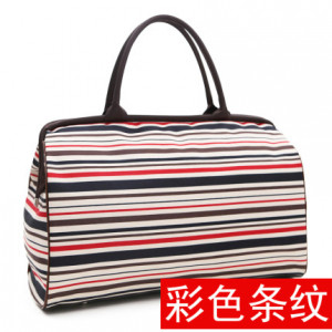 Дорожная сумка арт.0803,цвет: цветные полосы