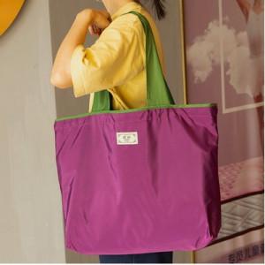 Комплект сумок из 4 предметов,арт А477 цвет: красный глянцевый