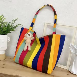 Набор сумок из 3 предметов арт А259 модель Узор крест белый