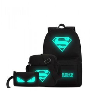Набор рюкзак 3 в 1 арт Р172 Супермен