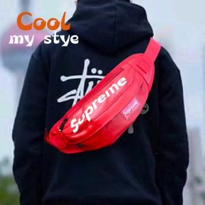 Спортивная сумка арт СС5 красный