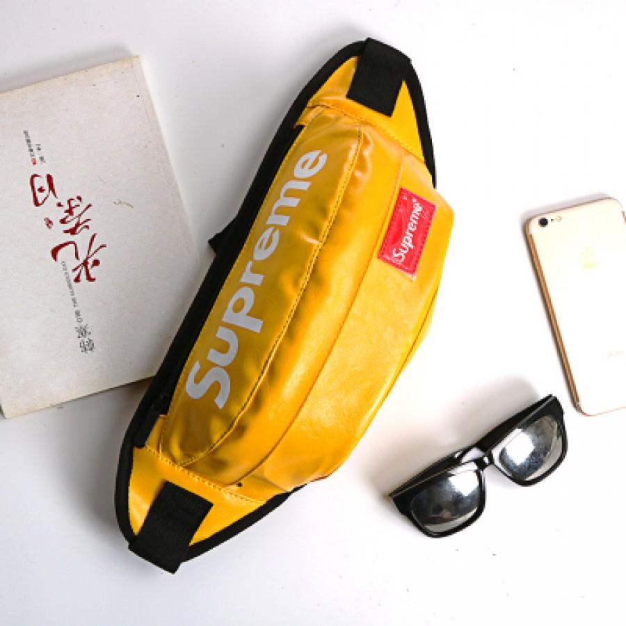 Спортивная сумка арт СС5 желтый