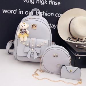 Набор рюкзак из 3 предметов арт Р298