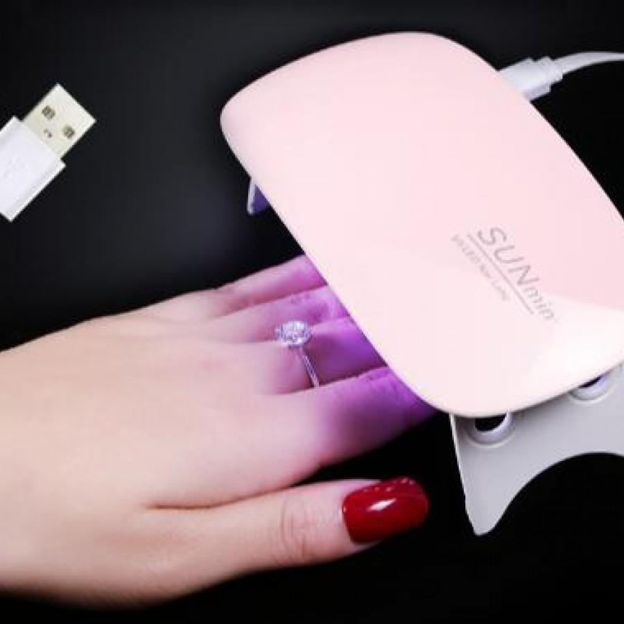 UV LED лампа для ногтей