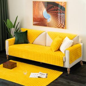 Дивандек арт ДК9 цвет: Джейн желтый