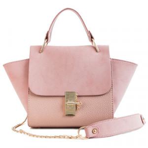 Сумка женская арт Б814, цвет:розовый