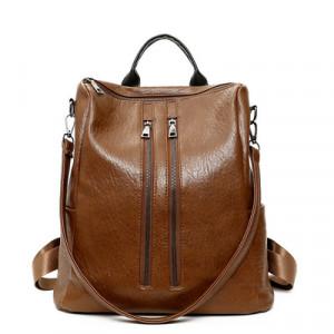 Рюкзак арт Р512, цвет:коричневый