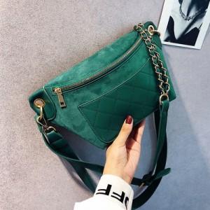 Сумка женская арт.Б759,цвет:зеленый