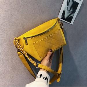 Сумка женская арт.Б759,цвет:желтый