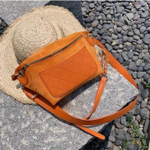 Сумка женская арт.Б759,цвет:оранжевый