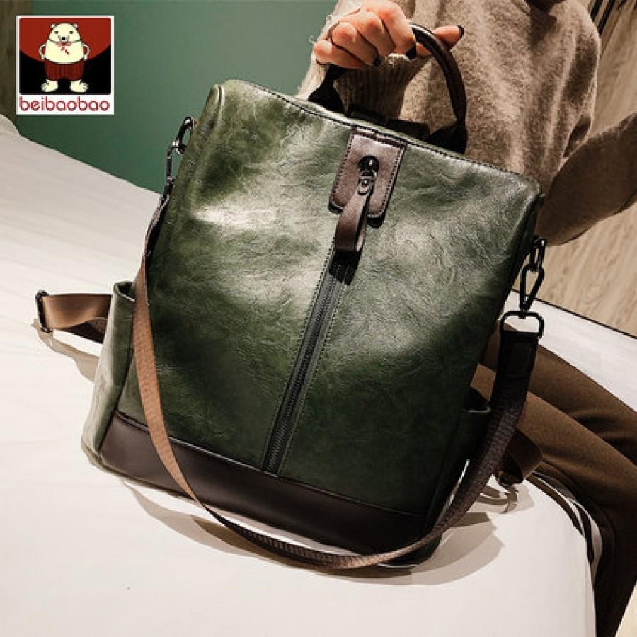 Рюкзак арт.Р497 цвет: зеленый
