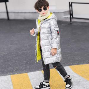 Куртка детская арт КД091, цвет:серебро