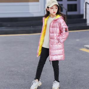 Куртка детская арт КД091, цвет:розовый