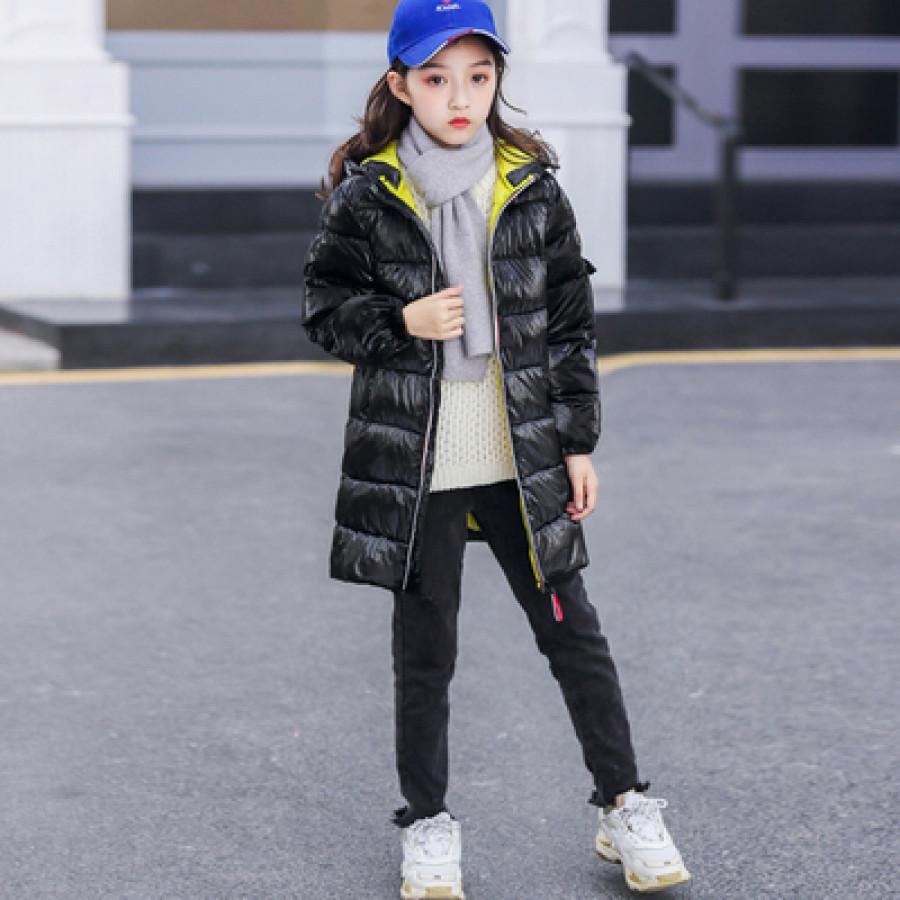 Куртка детская арт КД091, цвет:черный