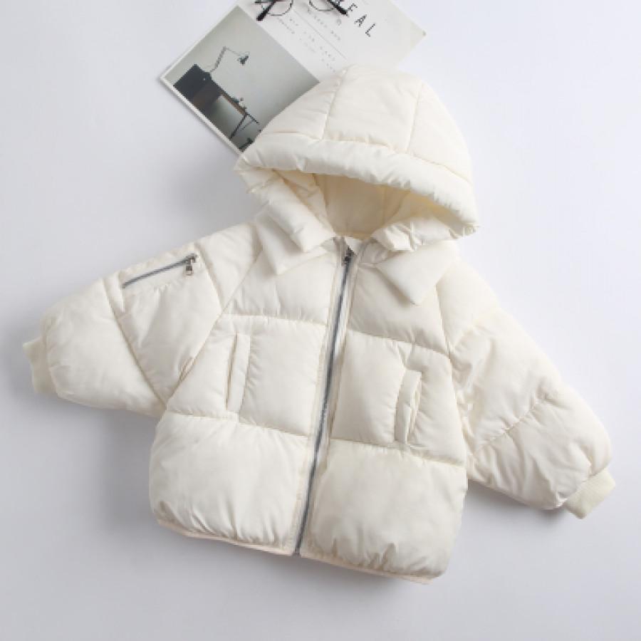 Куртка детская арт КД094, цвет:белый